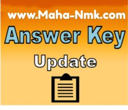 Krushi sevak answer key 2019